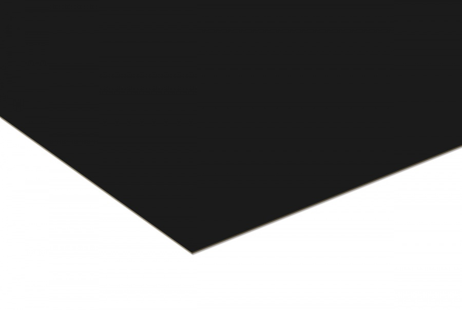 Schichtstoff Schwarz Anti-Fingerprint