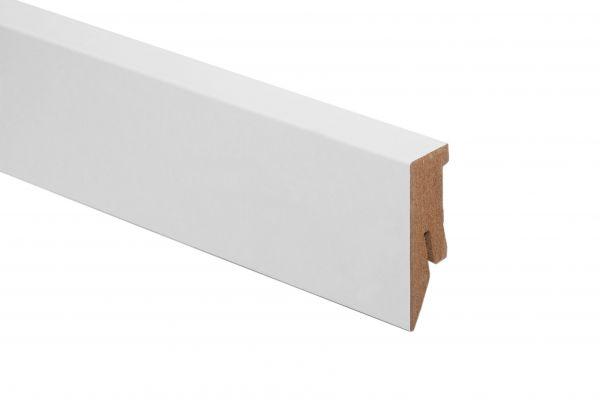 Sockelleiste Weiß 50 mm