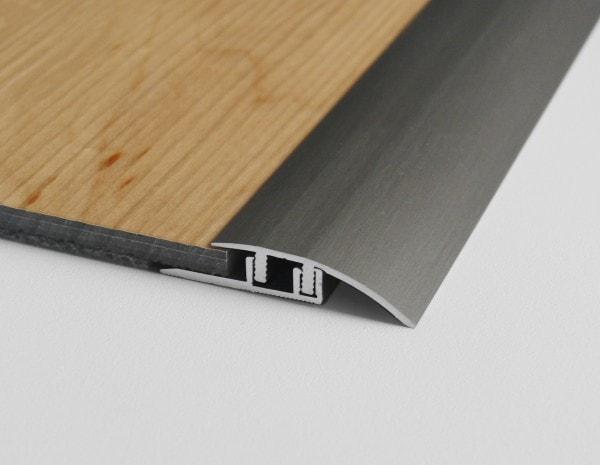 Ausgleichsprofil Solid Pro 2700mm Edelstahloptik