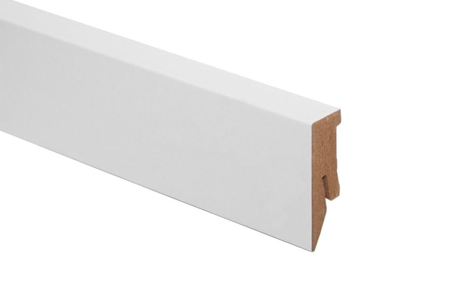 Sockelleiste spritzwasserbeständig Weiß 50 mm