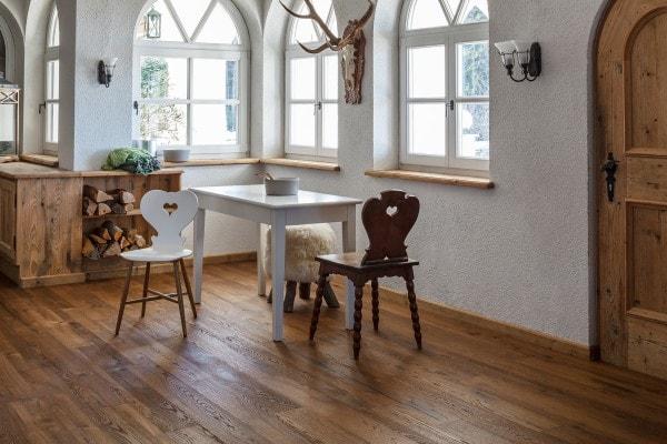 Holzboden EH0AB0 Eiche Karat (geölt)