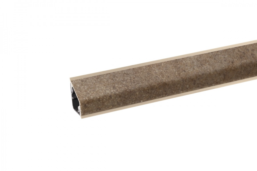 Wandanschlussprofil Tabacco 3000 mm