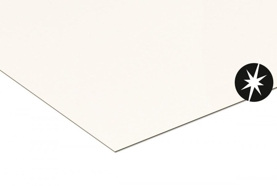 Schichtstoff Weiß RAL 9016 Glanz