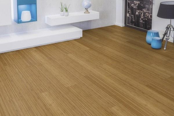 Holzboden BK0AN0 Bambus Karamell