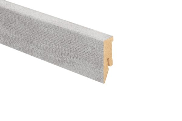 Sockelleiste passend zum Dekor K4363 Eiche Farco Cogy, O850 Kiefer Frost, O840 Beton Ortobello, K527